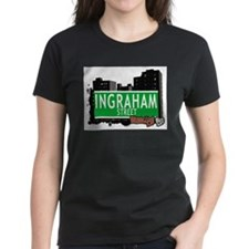 INGRAHAM STREET, BROOKLYN, NYC Tee