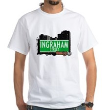 INGRAHAM STREET, BROOKLYN, NYC Shirt