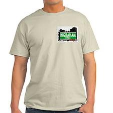 INGRAHAM STREET, BROOKLYN, NYC T-Shirt