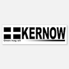 Kernow Bumper Bumper Bumper Sticker
