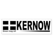 Kernow Bumper Bumper Sticker