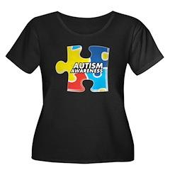 Autism Awarness Puzzle T
