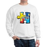 Autism Puzzle Sweatshirt
