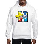 Autism Puzzle Hooded Sweatshirt