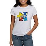 Autism Puzzle Women's T-Shirt