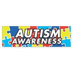 Autism Awareness Bumper Sticker (50 pk)
