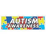 Autism Awareness Bumper Sticker (10 pk)