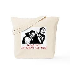 Bush Saddam Tote Bag