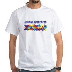 Autism Awareness Puzzle Piece Shirt