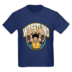 Wrestling Logo T