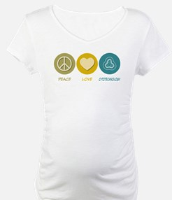 Peace Love Cytotechnology Shirt