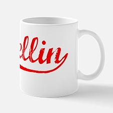 Vintage Medellin (Red) Mug