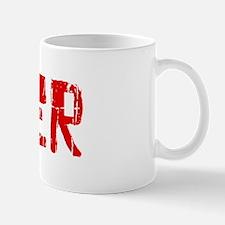 Tyler Faded (Red) Mug