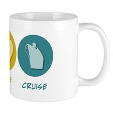 Peace Love Cruise Mug