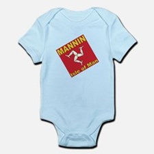 Mannin Infant Bodysuit