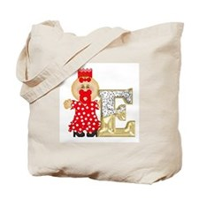 Baby Initials - E Tote Bag