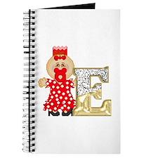 Baby Initials - E Journal