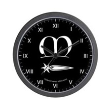 Meridies Populace Wall Clock