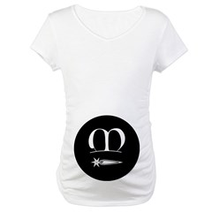 Meridies Populace Maternity T-Shirt