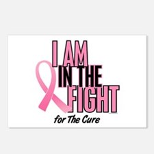 I AM IN THE FIGHT (The Cure) Postcards (Package of