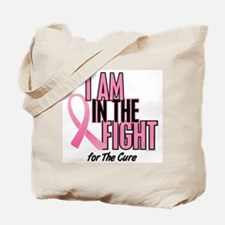 I AM IN THE FIGHT (The Cure) Tote Bag