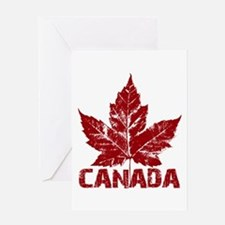 Cool Canada Greeting Card