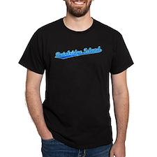 Retro Bainbridge I.. (Blue) T-Shirt