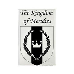 Kingdom of Meridies Rectangle Magnet (10 pack)