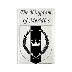 Kingdom of Meridies Rectangle Magnet