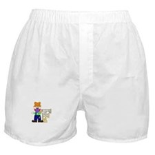 Baby Initials - F Boxer Shorts
