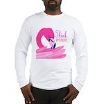 Think Pink Long Sleeve T-Shirt