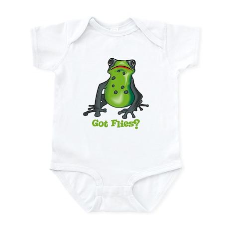Got Flies Infant Bodysuit