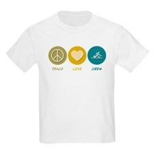 Peace Love Crew T-Shirt