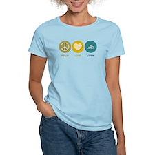 Peace Love Crew T-Shirt