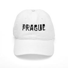 Prague Faded (Black) Baseball Cap