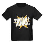 THWAK! Kids Dark T-Shirt