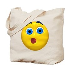Very Shocked Face Tote Bag