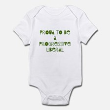 Proud Progressive Liberal Infant Bodysuit