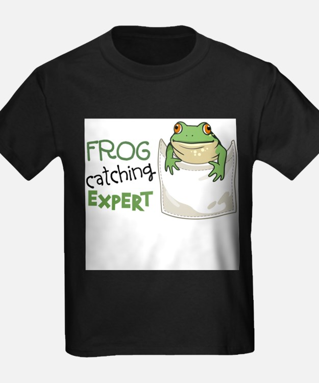 Frog Catching Exper T-Shirt