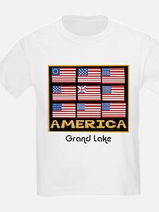 9 Flags T-Shirt