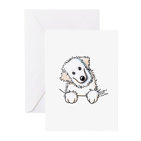 Great Pyrenees Greeting Cards (Pk of 10)