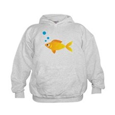 Gold Fish Hoodie