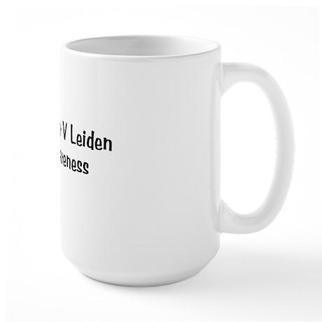 Factor V Leiden Large Mug