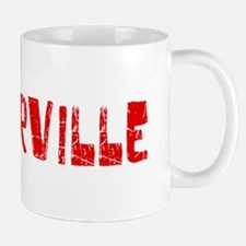 Victorville Faded (Red) Mug