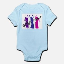 Belly Dance Trio Infant Creeper
