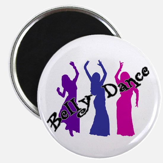 Belly Dance Trio Magnet