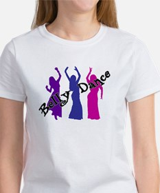 Belly Dance Trio Women's T-Shirt