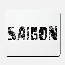 Saigon Faded (Black) Mousepad