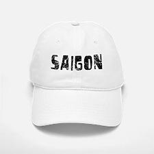 Saigon Faded (Black) Baseball Baseball Cap