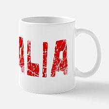 Visalia Faded (Red) Mug